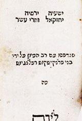 Auction 9 Batch 5 #4c Leiden Bible