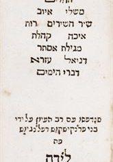 Auction 9 Batch 5 #4d Leiden Bible